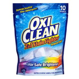OxiClean 2 in 1 Stain Fighter Power Packs