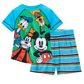 Disney Mickey Mouse and Friends Short Sleep Set fo