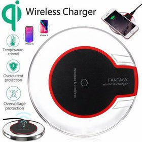 Wireless Charger Ultra Thin Fast Charging Pad for