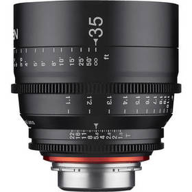 Rokinon Xeen 35mm T1.5 Lens for Sony E-Mount