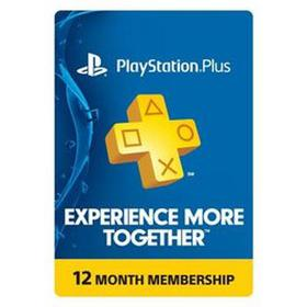 PlayStation Plus 12 Month Subscription Days of Pla