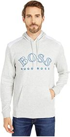 BOSS Hugo Boss Soody Big Logo Hooded Sweatshirt