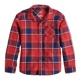 Boys 4-12 SONOMA Goods for Life® Plaid Button Down