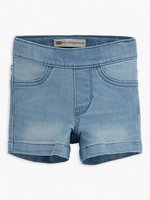 Levi's Toddler Girls 2T-4T Pull-on Shorts