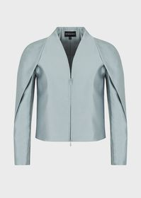 Armani Radzimir jacket with shoulder details