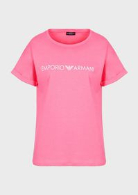 Armani Cotton jersey T-shirt