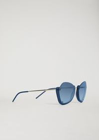 Armani Sunglasses with half frame