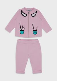 Armani Sweatshirt and trousers set