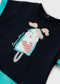 Armani T-shirt with ice cream print