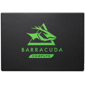 "Seagate 1TB BarraCuda 120 SATA III 2.5"" Internal S"