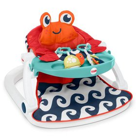 Fisher-Price GBL28 Sit-Me-Up Floor Seat with Tray