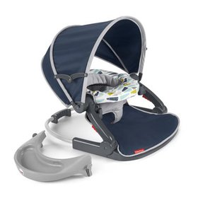 Fisher-Price GNG37 On-The-Go Sit-Me-Up Floor Seat