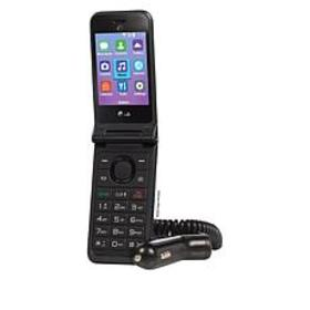 LG Classic Flip Phone Tracfone with 1200 Min/Texts