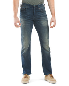 TRUE RELIGION Ricky No Flap Jeans