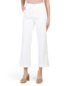 J BRAND Made In Usa Joan Crop Trouser Jeans