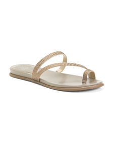 VINCE CAMUTO Strappy Toe Ring Sandals