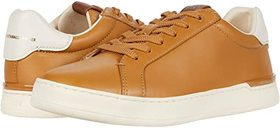 COACH Glove Tanned Tennis Cup Sole