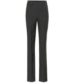 Acne Studios High-rise straight wool pants
