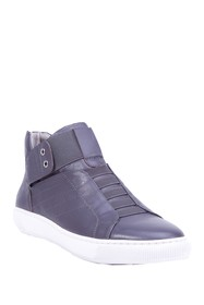 French Connection Michel Leather Sneaker