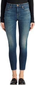 J Brand 835 Mid-Rise Crop Skinny in Sublime