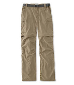 LL Bean Women's Tropicwear Zip-Leg Pants