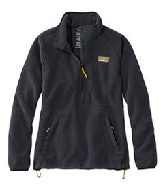 LL Bean Women's Mountain Classic Fleece Pullover