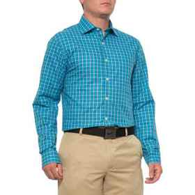 Bobby Jones Dormie Plaid Shirt - Long Sleeve (For