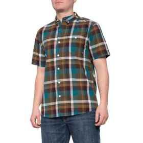Mountain Hardwear Big Cottonwood Shirt - Short Sle