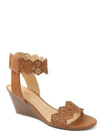 XOXO Women's Shavon Wedge Sandal (Women's)