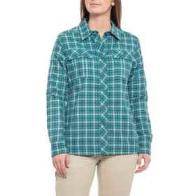Simms Guide Shirt Jacket - UPF 50+, Insulated (For