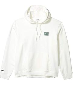 Lacoste Long Sleeve Hooded Sweatshirt with Large S