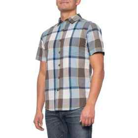 Royal Robbins Sawtooth Plaid Shirt - Organic Cotto
