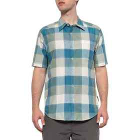 ExOfficio Next-to-Nothing Artesia Plaid Shirt - Sh