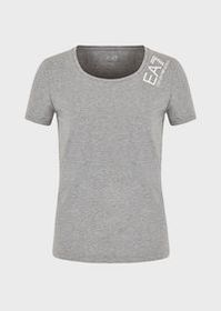 Armani Cotton jersey T-shirt with logo