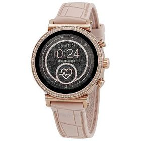 Michael KorsAccess Gen 4 Sofie Rose Gold-Tone and