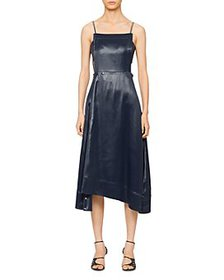 3.1 Phillip Lim - Spaghetti Strap Midi Dress