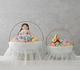 Pottery Barn Monique Lhuillier Sequin Tulle Easter