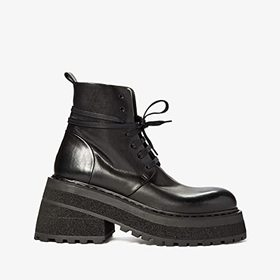 Marsell Tech Sole Combat Boot
