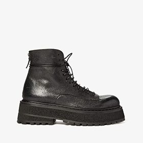 Marsell Marsell - Tech Sole Calf Combat Boot. Colo