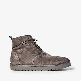 Marsell Marsell - Gomme Shearling Lined Laced Boot