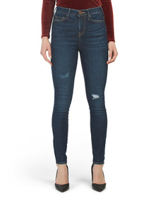 TRUE RELIGION Caia High Rise Skinny Jeans
