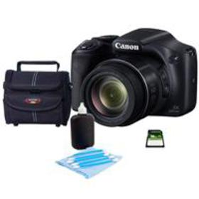 Canon PowerShot SX530 HS Digital Camera and Free A