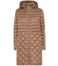 Max Mara The Cube Etrevi quilted coat