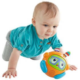 Fisher-Price Bright Spin & Crawl Tumble Franky Bea