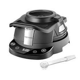 """As Is"" Chefman Volcano Waffle Maker"