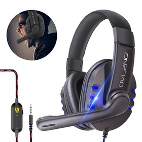 USB Gaming Headset - 3D Surround Stereo Sound - PS