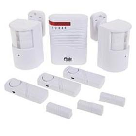 Assure Alert 5-piece Wireless Security Warning Sys