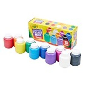 Crayola Classic Washable Watercolors, Assorted Col