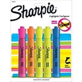 Sharpie Accent Tank Style Highlighter, Chisel Tip,