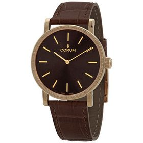 CorumHeritage Automatic Brown Dial Unisex Watch